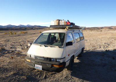 Treeline - Pacific Northwest Van Conversions